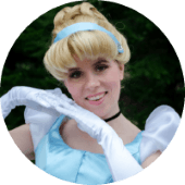 Cinderella Character Entertainer Vancouver Rent a Princess
