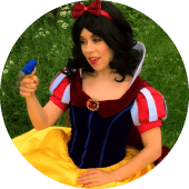 Snow White Vancouver Princess Party Entertainer Hire a Princess
