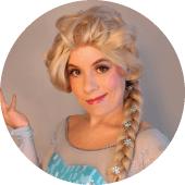 Vancouver Snow Queen Elsa Impersonator and Children's Entertainer